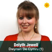 Delyth Jewell - Dwyrain De Cymru (1)