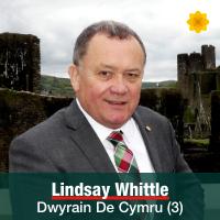 Lindsay Whittle - Dwyrain De Cymru (3)
