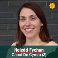 Heledd Fychan - Canol De Cymru (2)