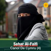 Sahar Al-Faifi - Canol De Cymru (4)