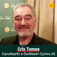 Cris Tomos - Canolbarth a Gorllewin Cymru (4)