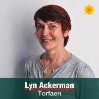 Lyn Ackerman - Torfaen