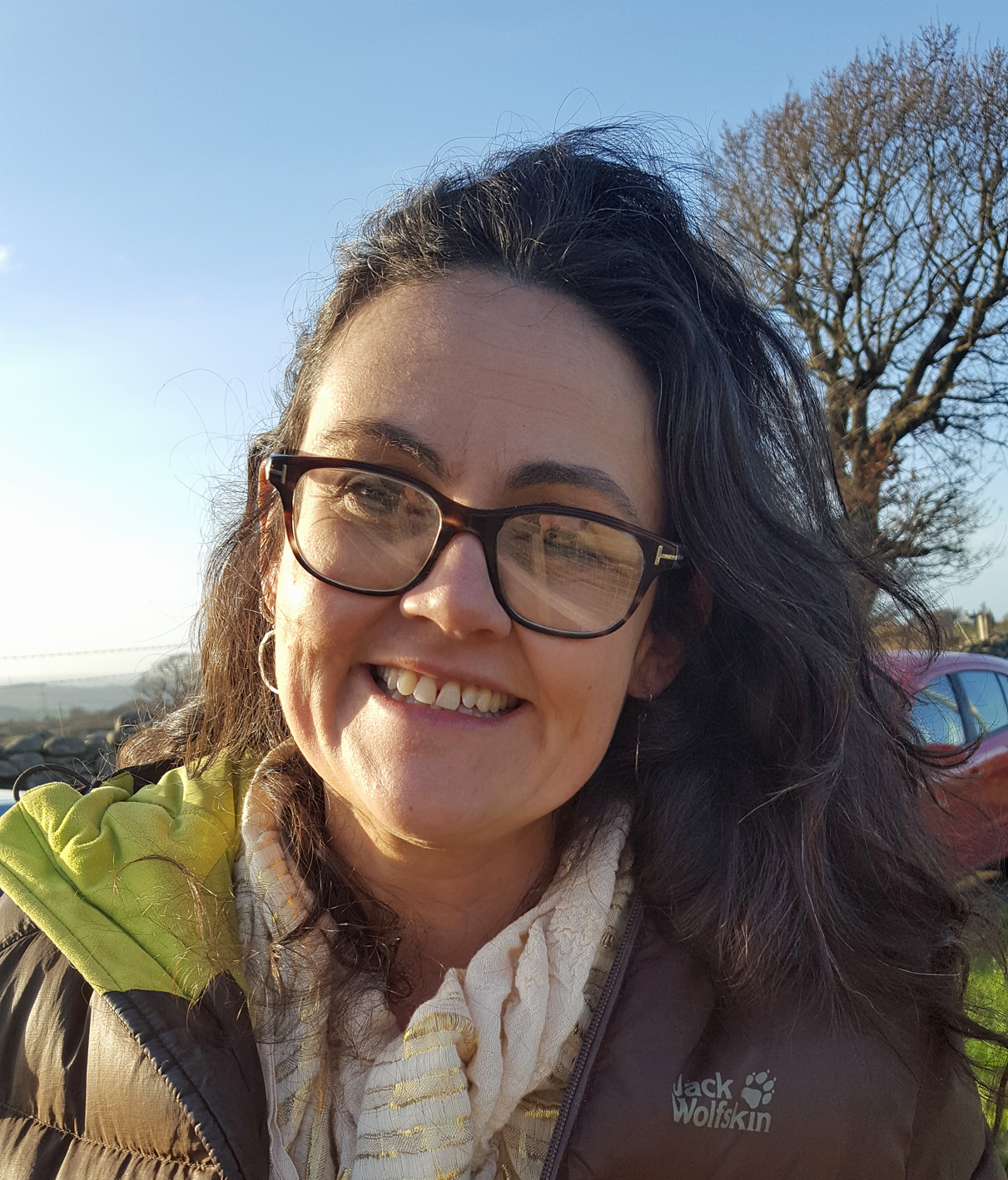 Councillor Catrin Wager, Menai