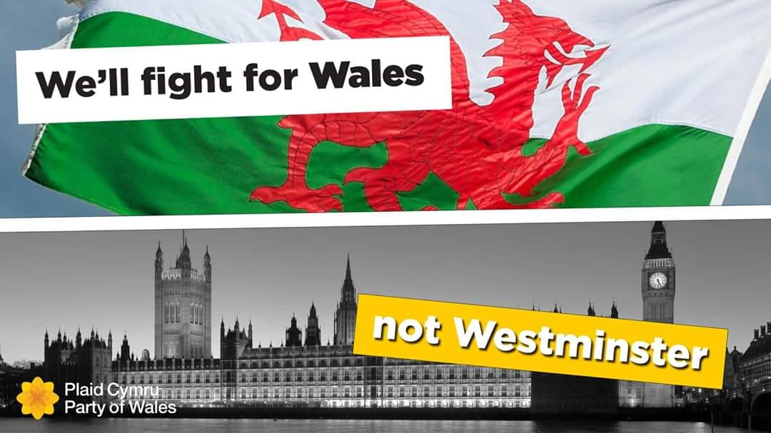 For Wales Not Westminster