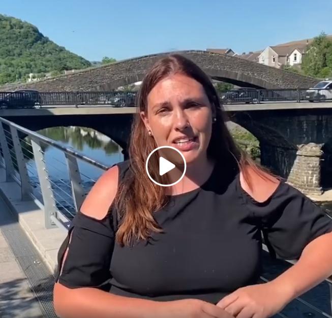 Heledd Fychan Volunteers Week Video