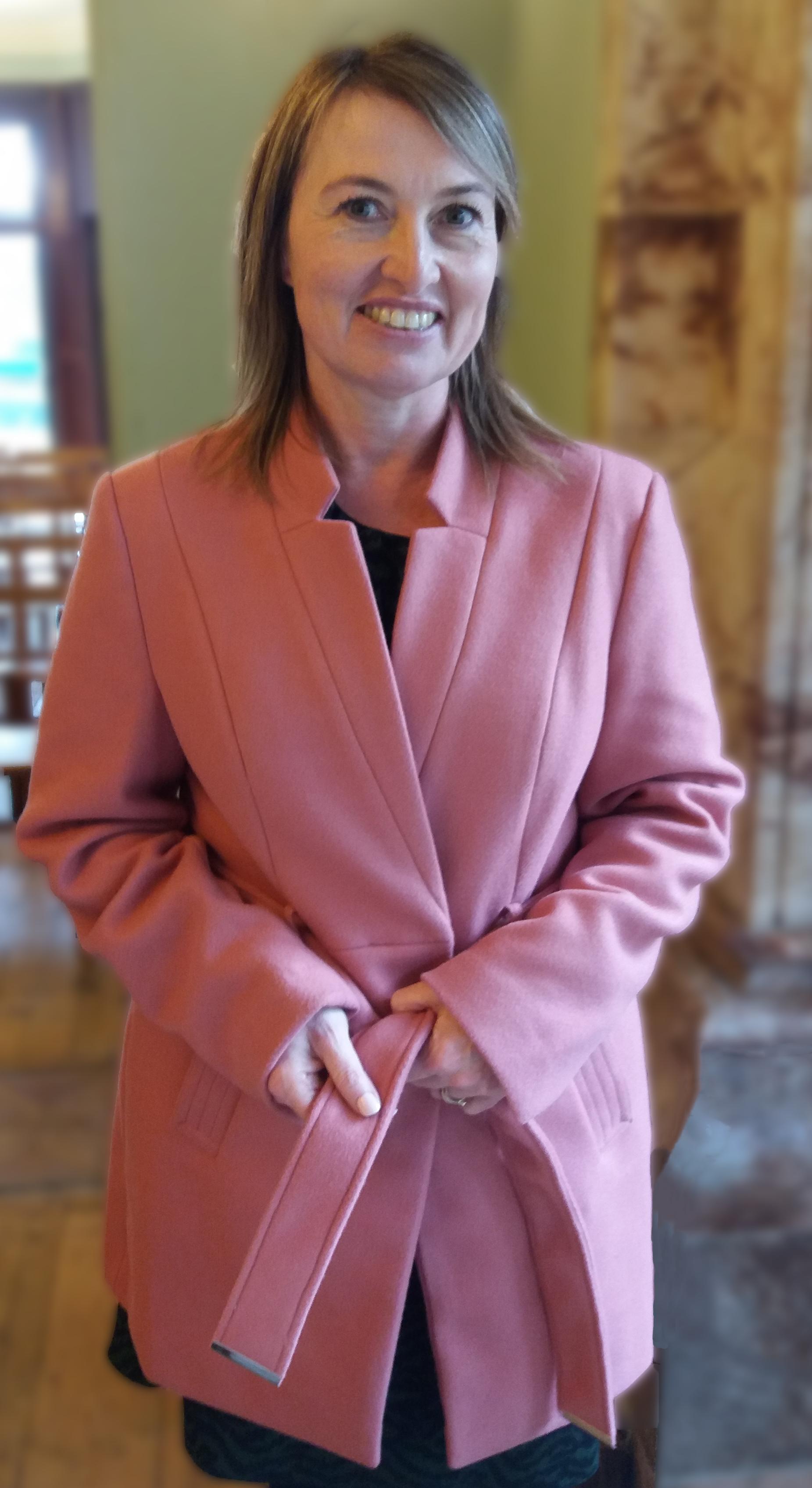Nadine Marshall