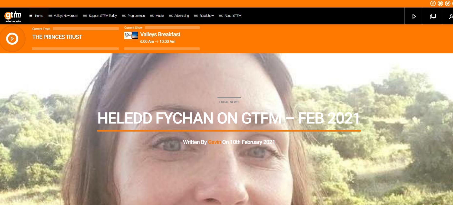 Heledd GTFM