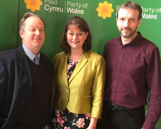 Daniel_Thomas_a_Geraint_day_a_Leanne_Wood.JPG