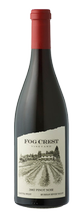 Bottle of Pinot Noir by Fog Crest Winery, Russian River Valley, Sonoma, California