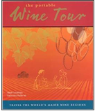 Front Cover of Portable Wine Tour, by Master Sommelier Catherine Fallis