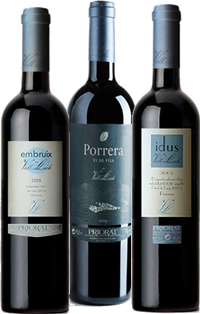 Cellar Vall LLach Bottle of Porrerra, Idus, Embruix