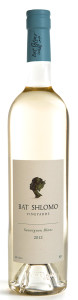 Bottle of Bat Shlomo Vineyards 2012 Sauvignon Blanc
