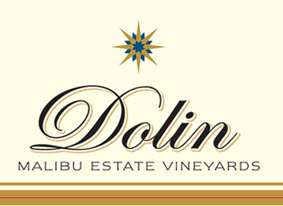 Dolin Estate, Malibu Estate Vineyards, wine label
