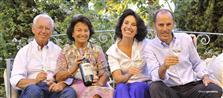La Famiglia Rallo celebra 25 anniversarrio Vigna di Gabri