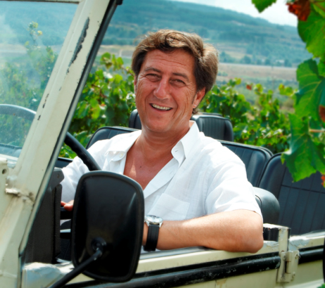 Pere Ventura, Winery Owner