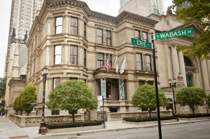 The Driehaus Museum in Chicago, IL.