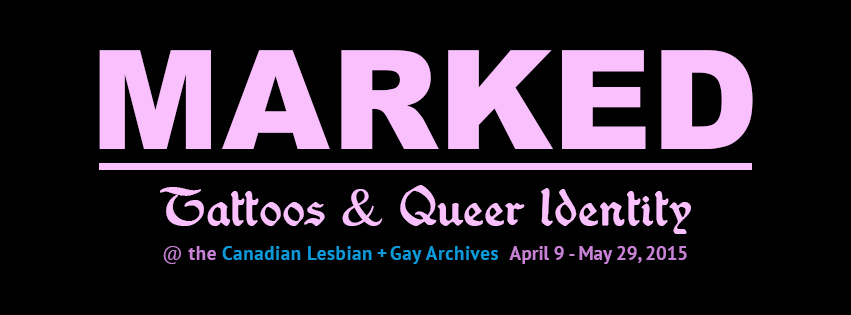 CoverPhotoMarkedThe branding for Marked was influenced by queer zine design and script tattoos.