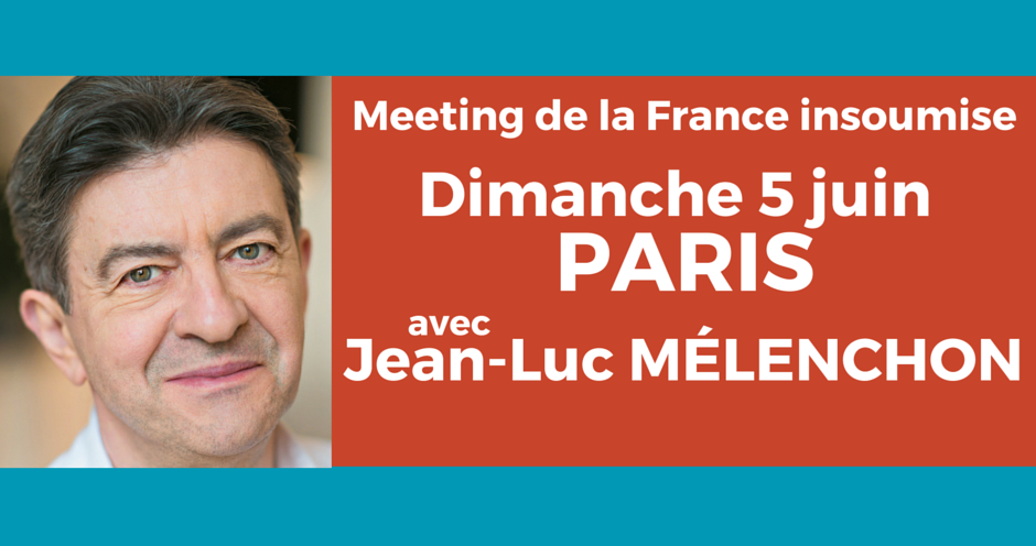 visuel du meeting