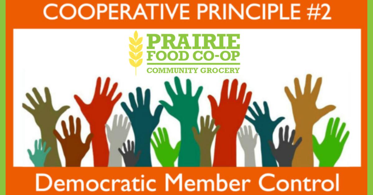 2020 Elections - Prairie Food Co-op Community Grocery