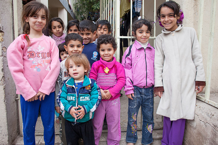 YOU helped provide a home for families in Sadr City earlier this year. You can do it again in a powerful way, and at the same time put 10,000 Iraqi children back to school.