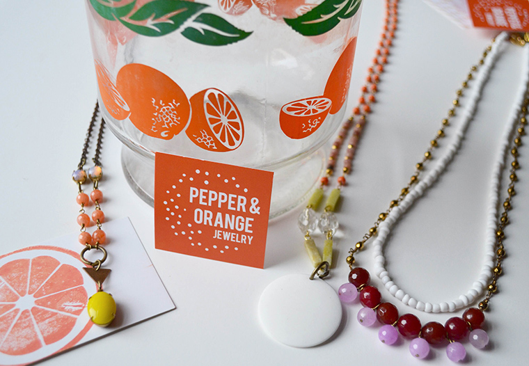 Pepper and Orange Jewelry believe that art can be a means to justice.