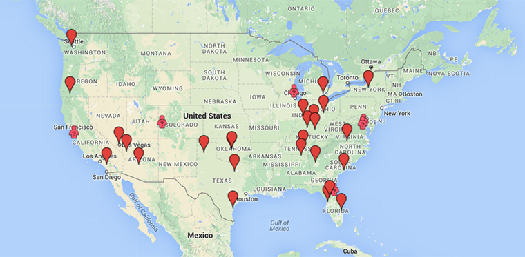 Anti-Muslim rallies are planned across the country. Our response? Love.
