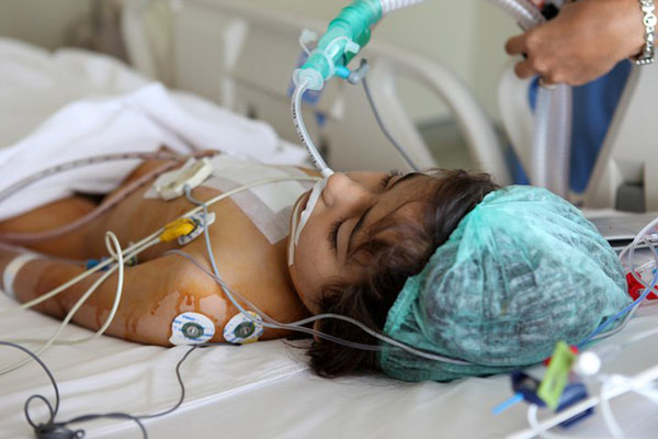 Nivar in ICU.