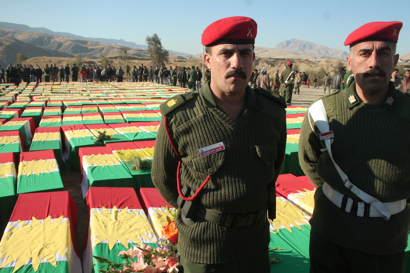 Halabja Memorial ceremony