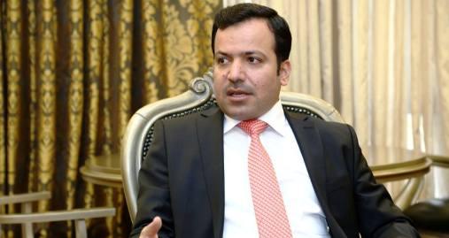 Iraqi Kurdistan Speaker of Parliament, Yusuf Mohammed