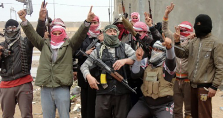 Fighters from among Anbar's tribes, who may - or may not - be aligned with extremist groups.
