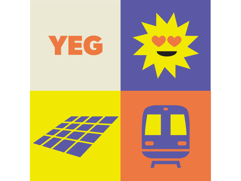 YEG Solar LRT