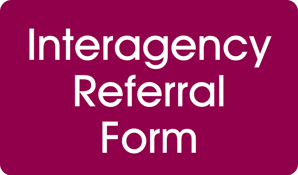 Interagency Referral Form