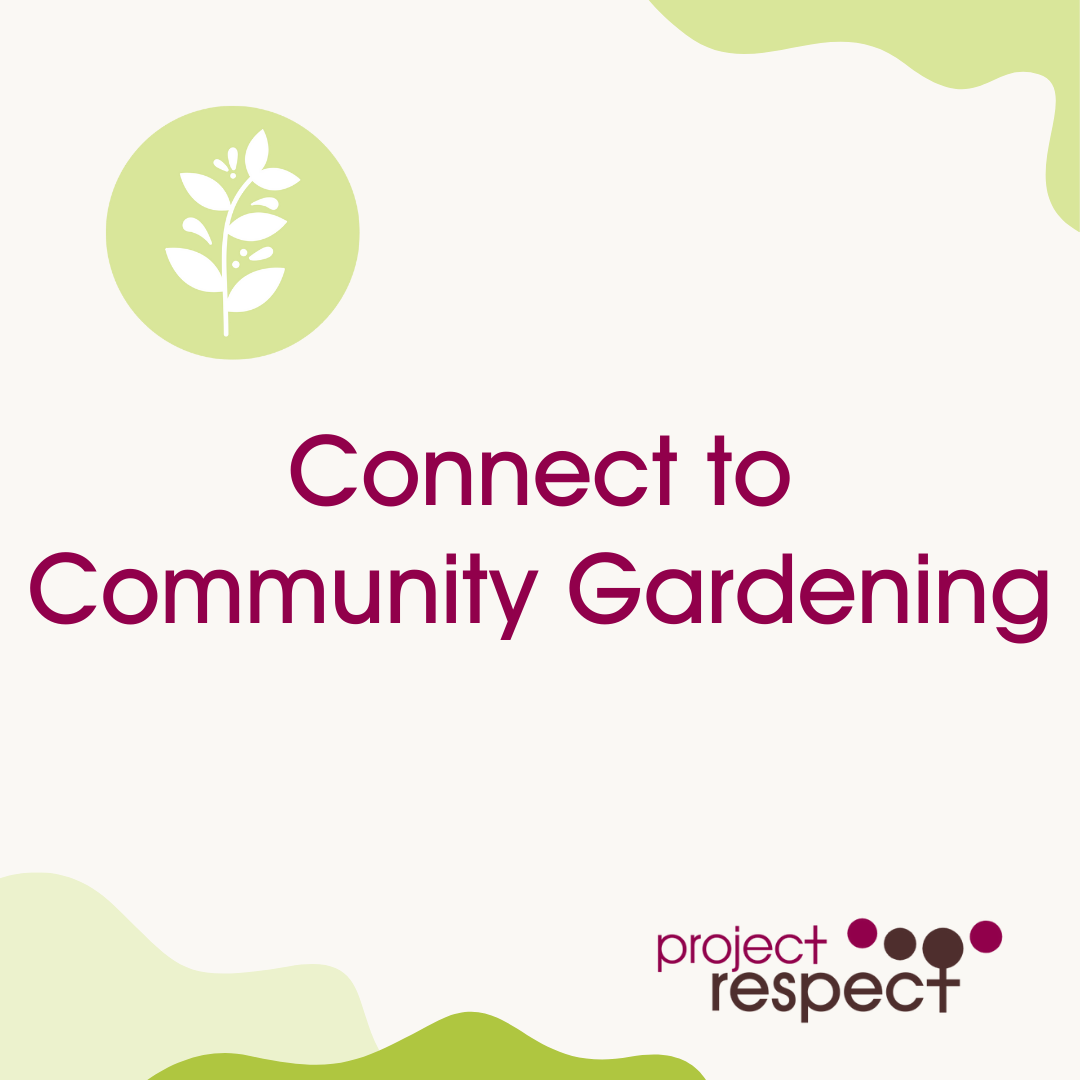 Connect to Community Garden