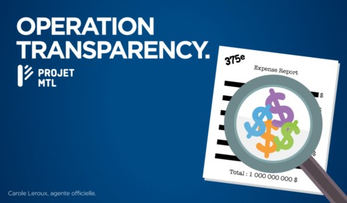 Operation Transparency