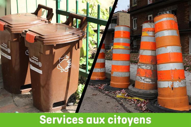 Services aux citoyens