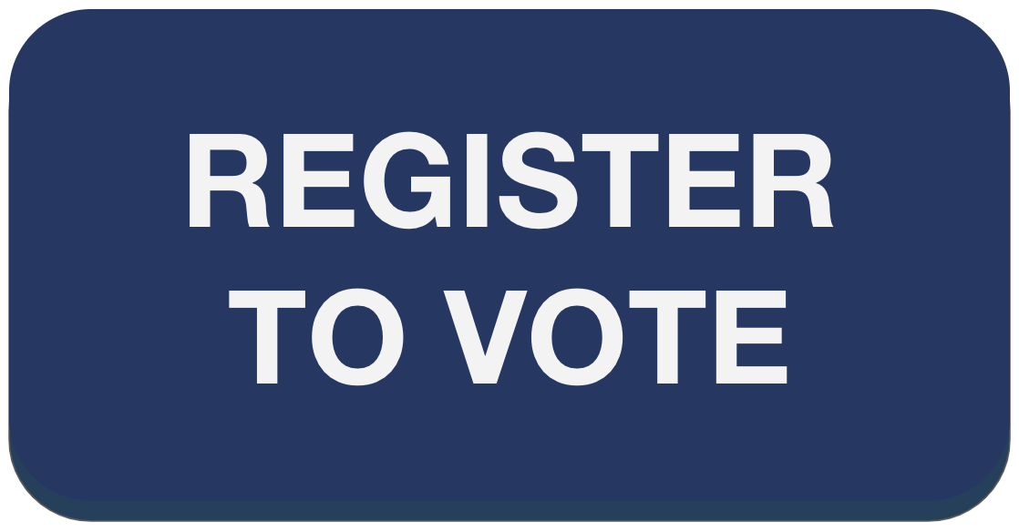 Clickable button with link to register to vote