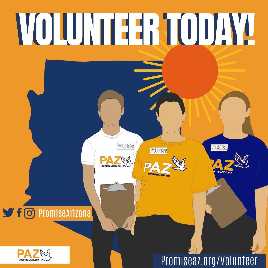 +1urVote Become a Volunteer