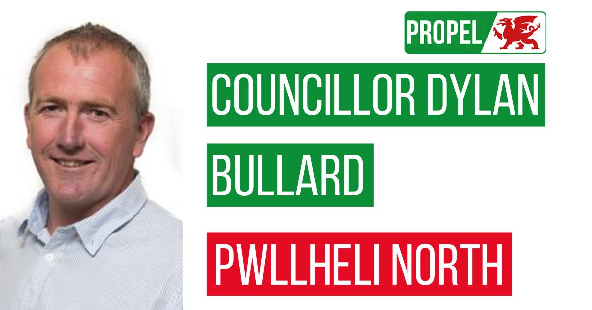 Councillor Dylan Bullard WNP