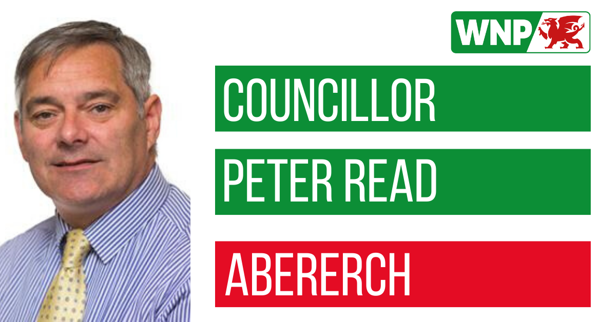 Councillor Peter Read
