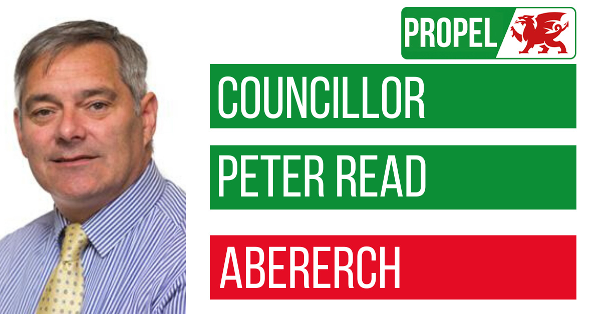 Councillor Peter Read