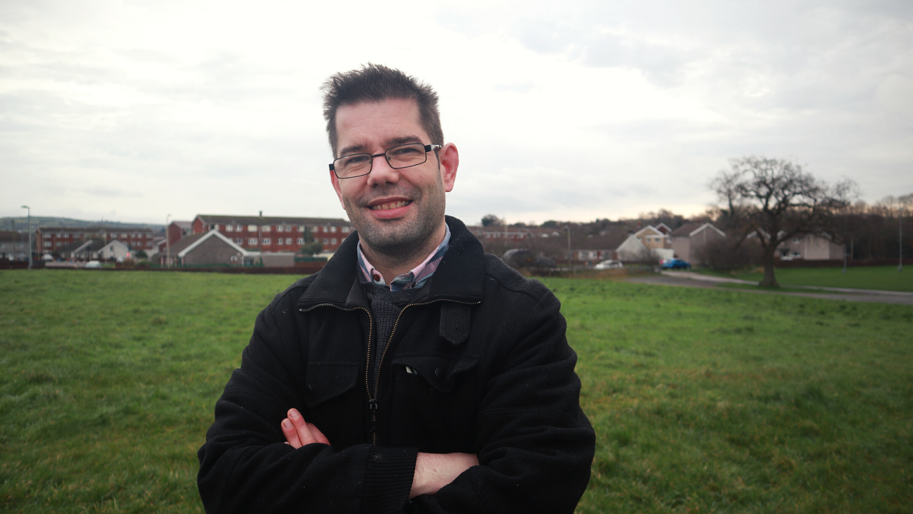 Councillor Tim Thomas