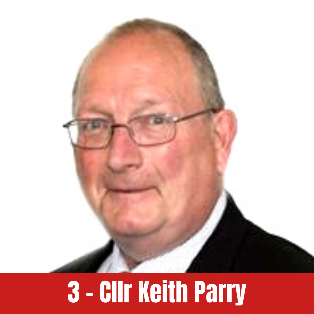 Keith Parry South Wales Central