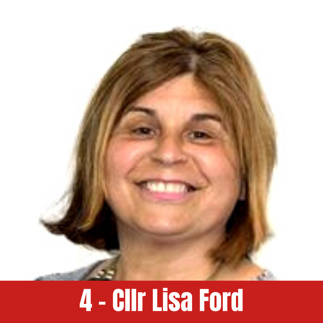 Lisa Ford South Wales Central