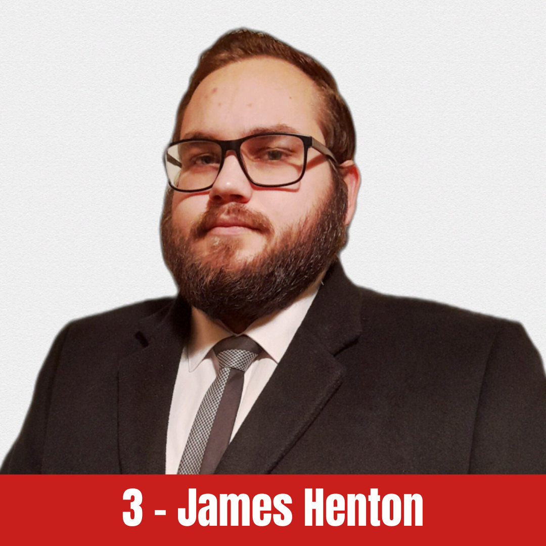 James Henton South Wales West