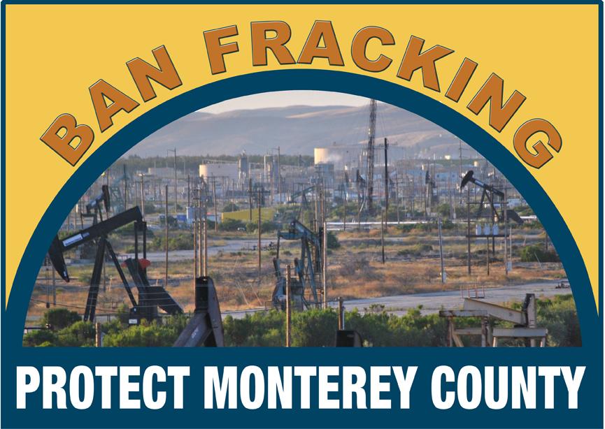 Ban Fracking Logo