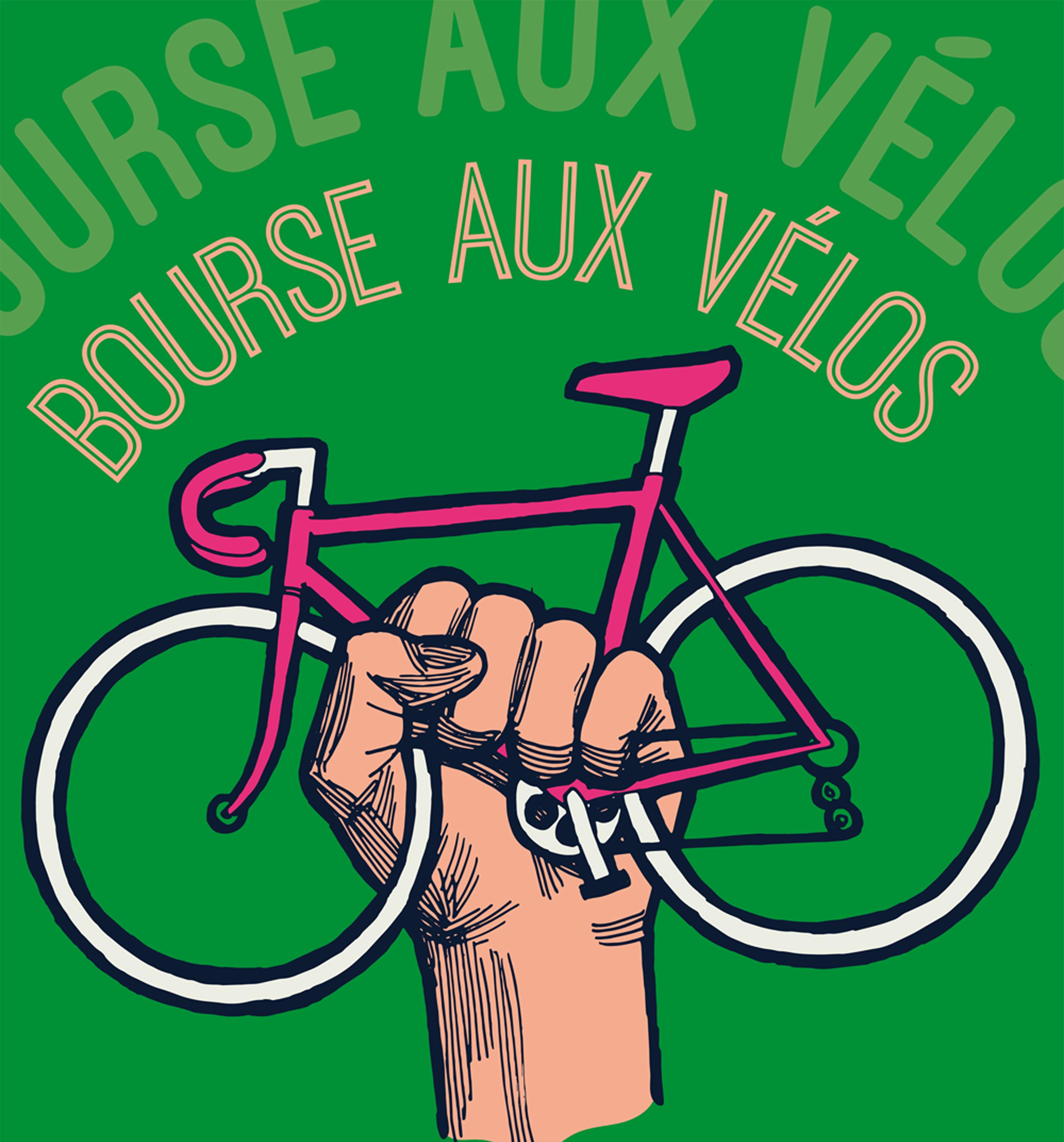 Bourse aux vélos Campus UNIL
