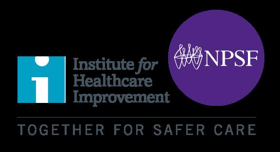 IHI/NPSF Logo