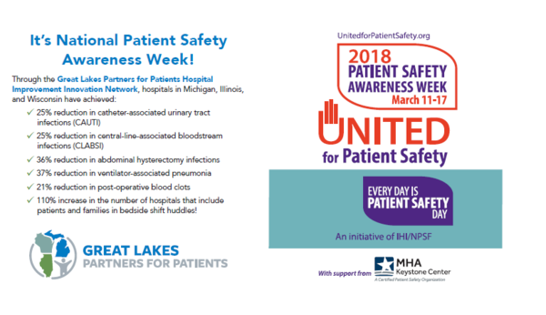 Share Your Campaign Plans   United for Patient Safety Campaign
