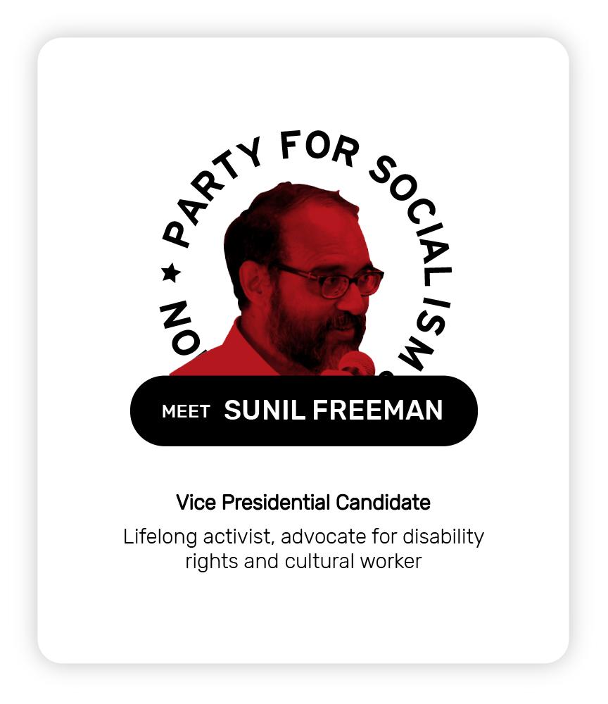 Sunil Freeman