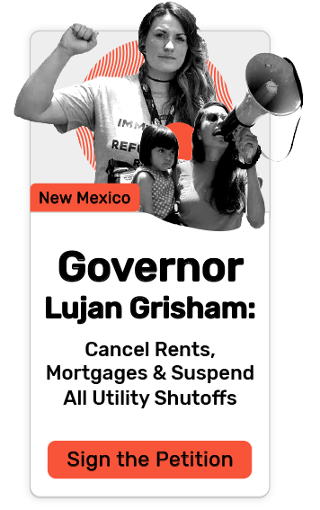 Support our New Mexico Petition